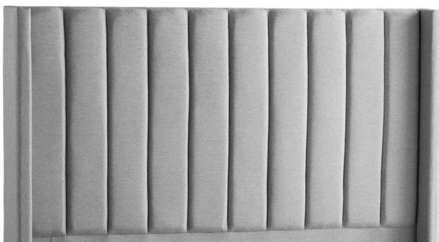 Malouf® Sleep Blackwell Stone Full Headboard-STFFSTBLWBHB