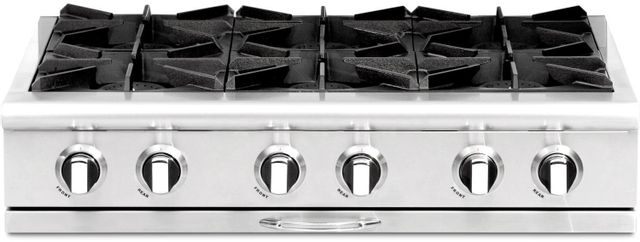 "Capital Culinarian 36"" Gas Range Top-CGRT366N"