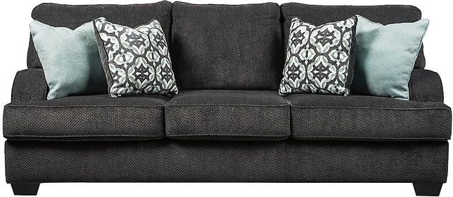Benchcraft® Charenton Charcoal Sofa-1410138
