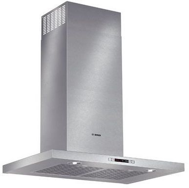 """Bosch 500 Series 30"""" Canopy Chimney Hood-Stainless Steel-HCB50651UC"""