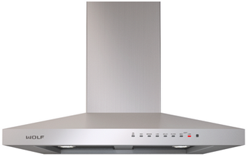 """Wolf® 30"""" Cooktop Wall Hood-Stainless Steel-VW30S"""