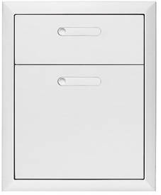 """Lynx® Professional Series 19"""" Wide Double Drawer-LDW19-4"""