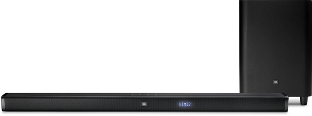 JBL® Bar 3.1 Powered Soundbar System-JBLBAR31BLKAM