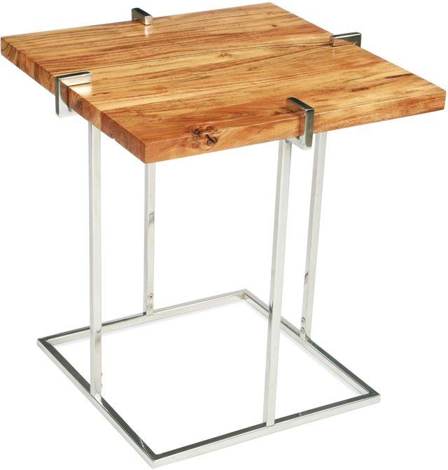 Riverside Furniture Forrester Square Side Table-42409