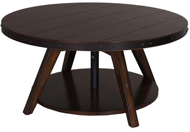 Liberty Furniture Aspen Skies Cocktail Table-316-OT1011