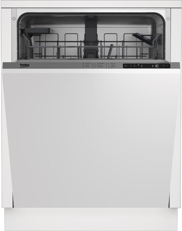 "Beko 24"" Panel Ready Built Built In Dishwasher-DIT25401"