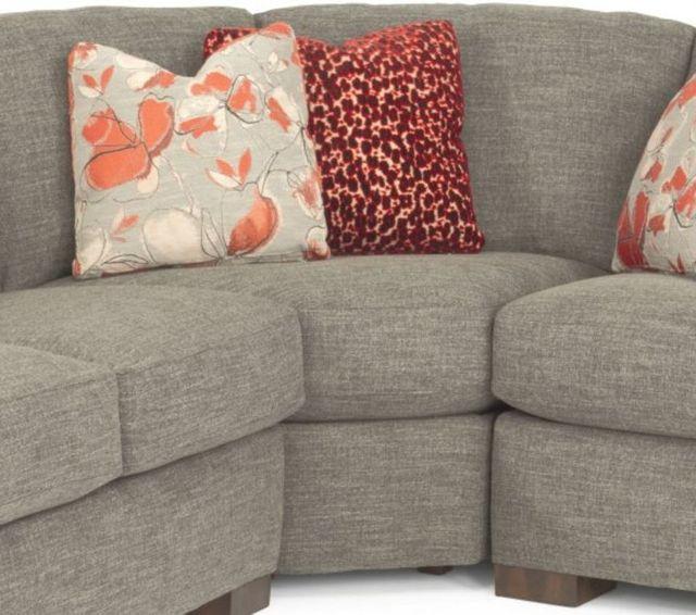 Flexsteel® Bryant Fabric Full Wedge-7399-23