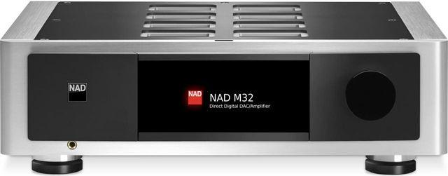 NAD Masters Series DirectDigital™ Amplifier-M32