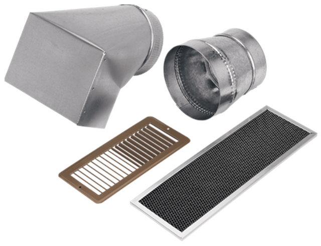 Broan® Non-Ducted Recirculation Kit for Broan® PM390SSP Power Pack-360NDK