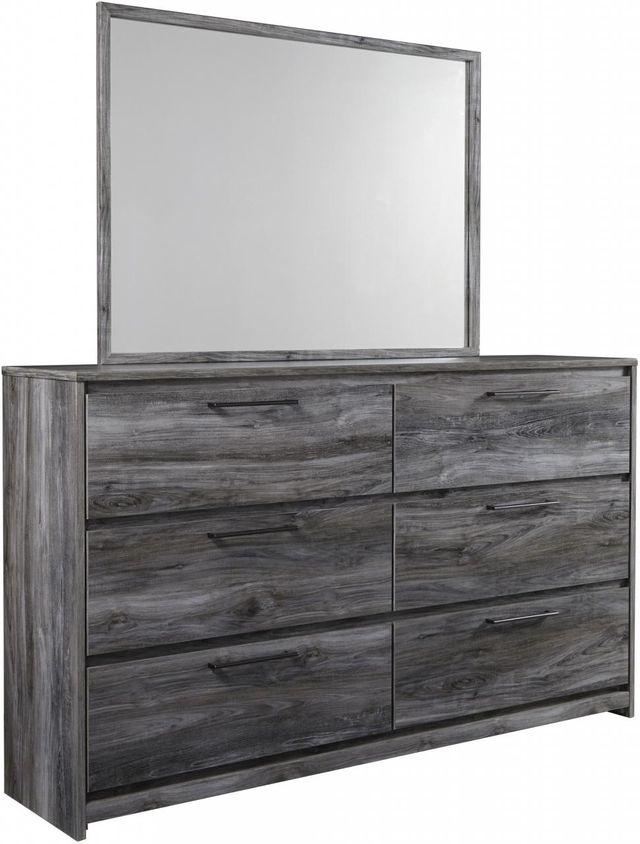 Signature Design by Ashley® Baystorm Gray Bedroom Mirror-B221-36