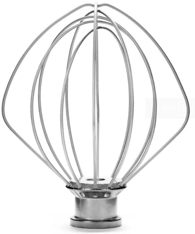 KitchenAid® 4.3 & 4.8 L Tilt Head 6 Wire Whip-K45WW