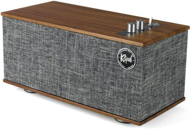 Klipsch® Heritage Series The One II Walnut Wireless Home Speaker-1067554