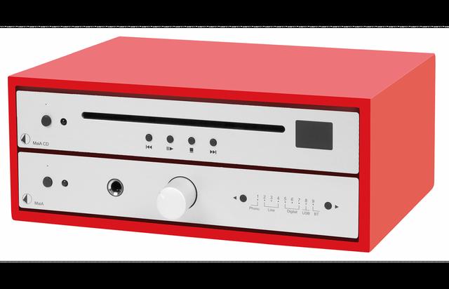 Pro-Ject Design Box 4-Red-Design Box 4-RD