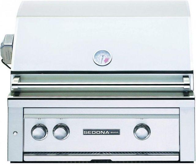 "Lynx® Sedona 30"" Built In Grill-Stainless Steel-L500RLP"