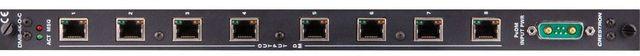 Crestron® 8-Channel HDBaseT® Certified 4K DigitalMedia 8G+® Output Blade-DMB-4K-O-C