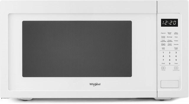 Whirlpool® Countertop Mircrowave- White-WMC50522HW