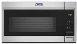 Maytag® 1.9 Cu. Ft. Fingerprint Resistant Stainless Steel Over The Range Microwave-YMMV1175JZ