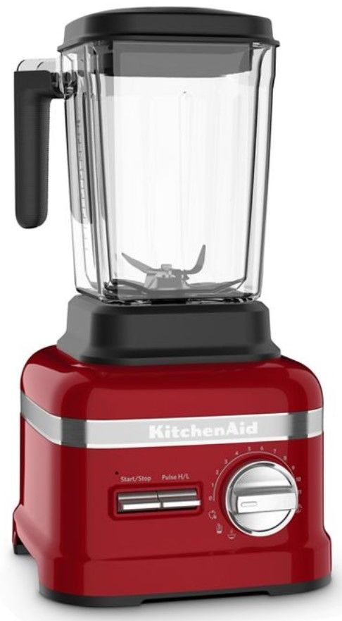 KitchenAid® Pro Line® Series Candy Apple Red Counter Blender with Thermal Control Jar-KSB8270CA