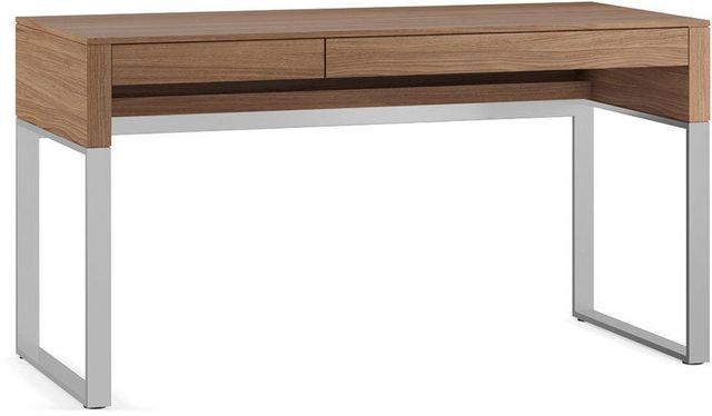 BDI Cascadia® 6201 Desk-Natural Walnut-6201-NATURAL WALNUT