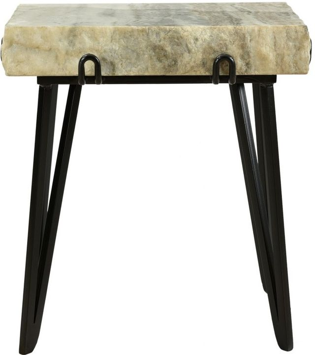 Moe's Home Collections Alpert Sand Accent Table-IK-1011-21