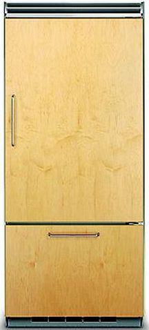 Viking® Professional 5 Series 20.4 Cu. Ft. Panel Ready Built-In Bottom Freezer Refrigerator-FDBB5363ER