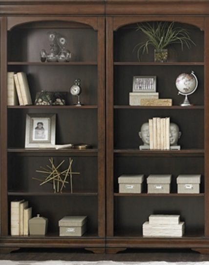 Liberty Furniture Chateau Valley Bunching Bookcase-901-HO201