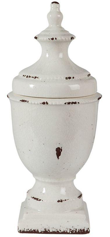 Signature Design by Ashley® Devorit Antique White Jar-A2000274