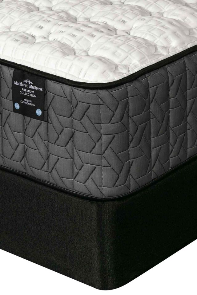 Matthews Mattress Premium Collection Kristin Pocketed Coil Cushion Firm Full Mattress-4000641-F