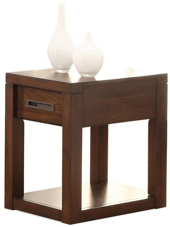 Riverside Furniture Riata Chairside Tabel-75812