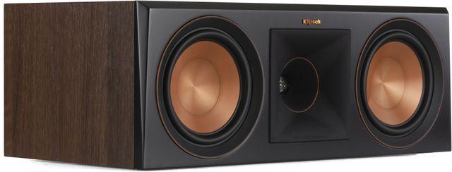 Klipsch® Reference Premiere Walnut RP-600C Center Channel Speaker-1065817