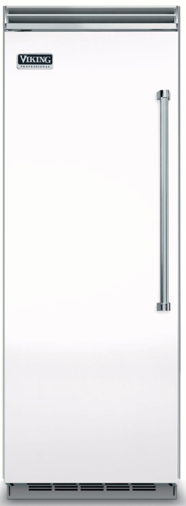 Viking® 5 Series 15.9 Cu. Ft. White Built In All Freezer-VCFB5303LWH