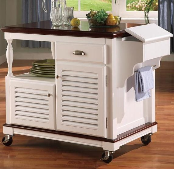 Coaster® Kitchen Carts Kitchen Cart-910013