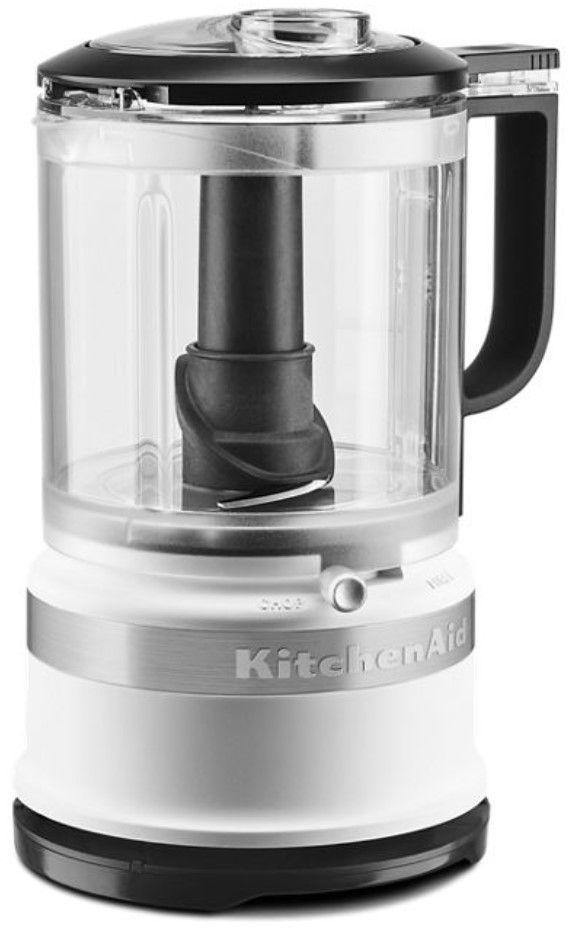 KitchenAid® 5 Cup Matte White Food Chopper-KFC0516FW