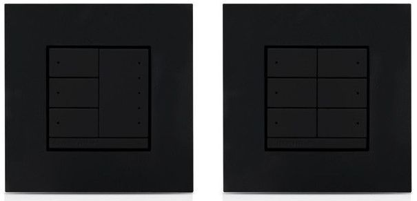 Crestron® In-Wall Switch-Anthracite-CLWI-SWEX-ANTH