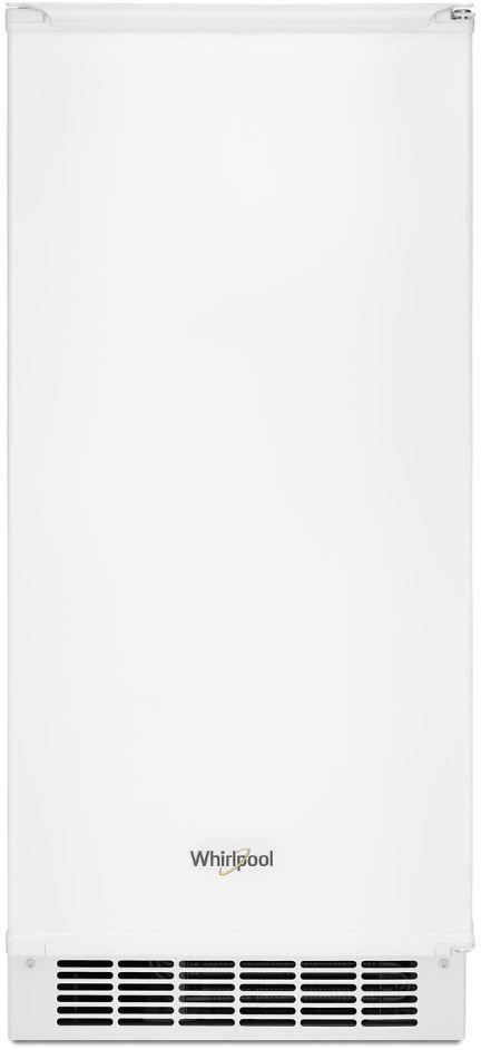 Machine à glaçons Whirlpool® de 15 po - Blanc-WUI75X15HW