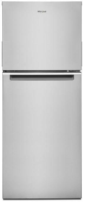 Whirlpool® 11.6 Cu. Ft. Fingerprint Resistant Stainless Steel Counter Depth Top Freezer Refrigerator-WRT112CZJZ