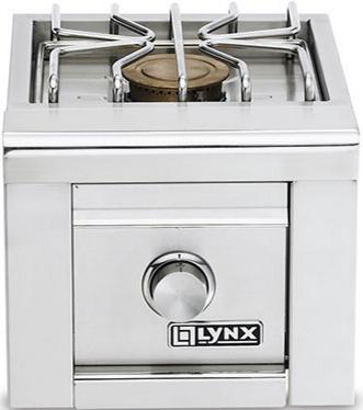 Lynx® Professional Series Single Side Burner-LSB1-3NG