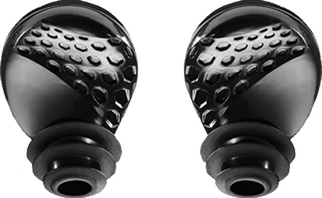 JBL® Size 5 Limited Edition Series Extra Large Occluding Enhancers-Black-YBENHLO5