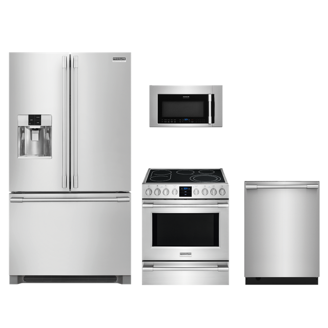 Frigidaire Professional® 4 Piece Kitchen Package-Stainless ...