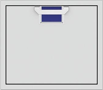 "Aspire By Hestan AEAD Series 24"" Prince Single Access Door-AEADR24-BU"