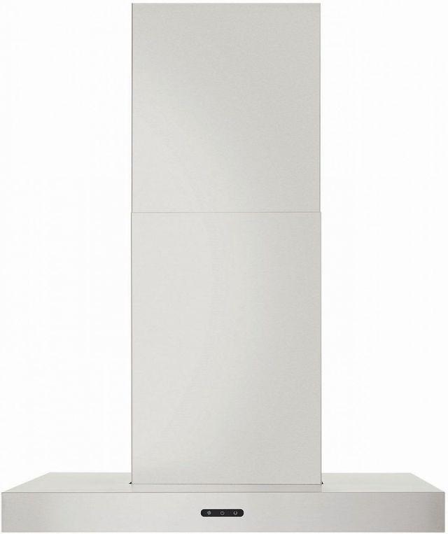 Hotte de cuisinière murale Broan® de 24 po - Acier inoxydable-EW4324SS