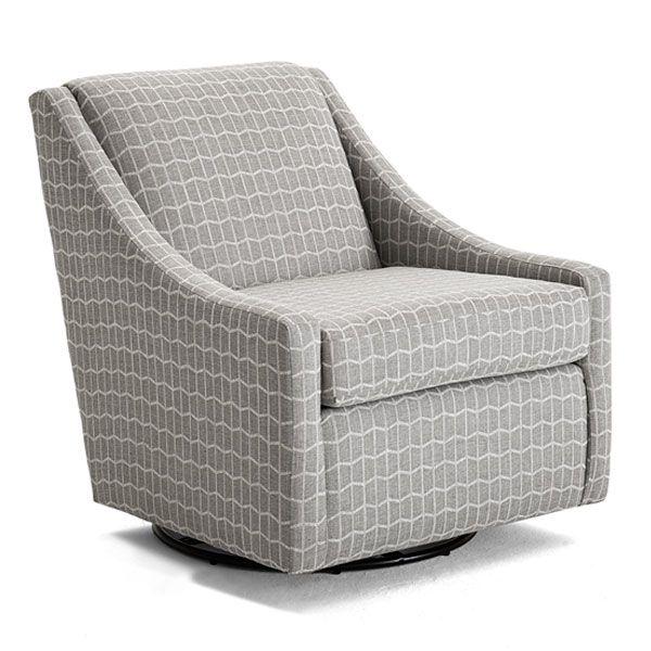 Best Home Furnishings® Regan Swivel Glider Chair-2027