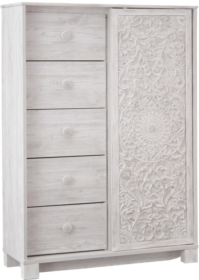 Signature Design by Ashley® Paxberry Dressing Chest-B181-48