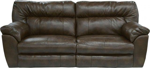 Catnapper® Nolan Power Extra Wide Reclining Sofa-64041
