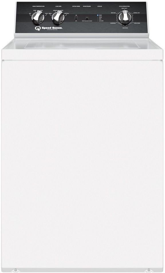 Speed Queen® TR5 3.2 Cu. Ft. White Top Load Washer-TR5003WN