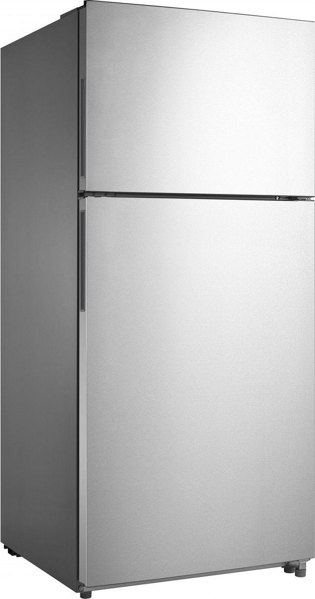 Frigidaire® 18.0 Cu. Ft. Stainless Steel Top Freezer Refrigerator-FFHT1824US