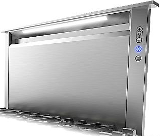 "Viking® Professional 5 Series 45"" Rear Downdraft Ventilation-Stainless Steel-VDD5450SS"