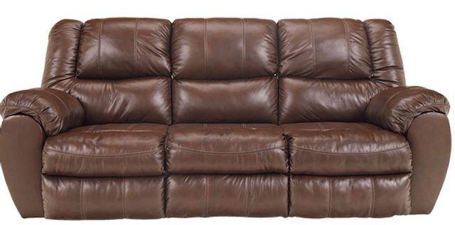 Signature Design by Ashley® McAdams Brown Reclining Sofa-9230088