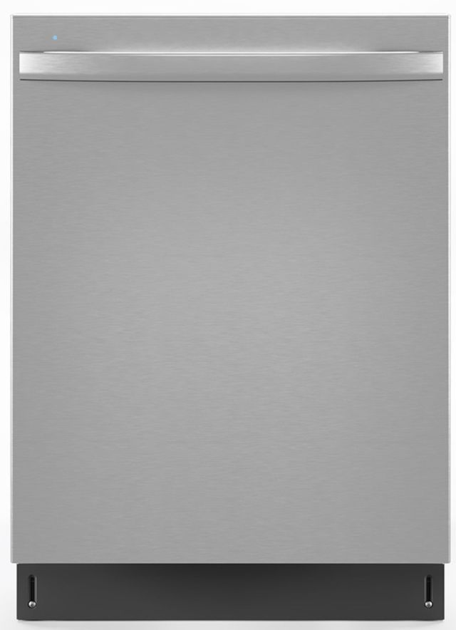 "Midea® 24"" Stainless Steel Built In Dishwasher-MDT24H2AST"