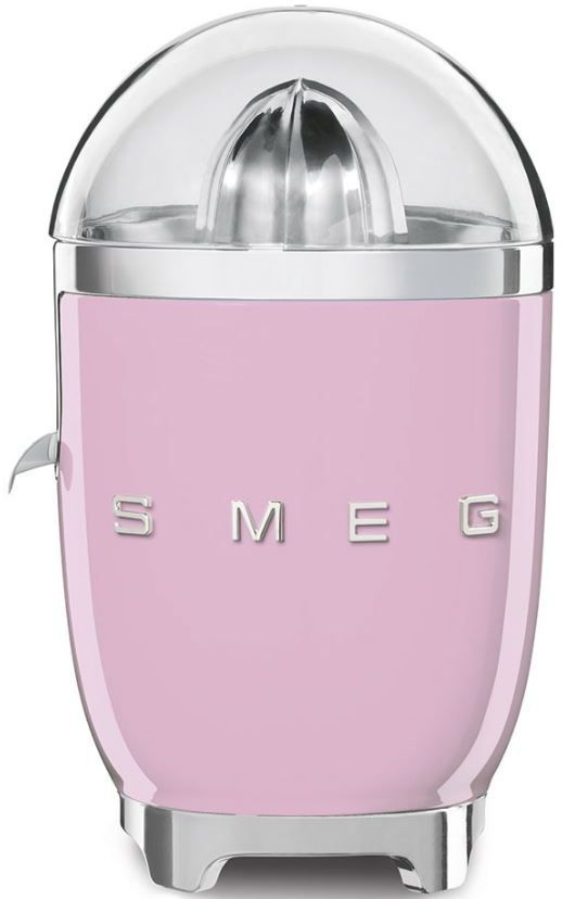Smeg 50's Retro Style Citrus Juicer-Pink-CJF01PKUS
